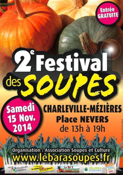 2e Festival des Soupes